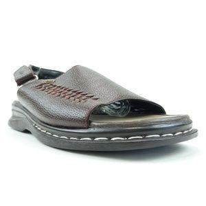 Vina Giay Men Sz 42 Brown Walking Sandals R4S15-1